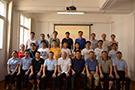 2018年江西新万博下载举行高安教育基金奖学扶教活动,以25000元资助5名学生完成学业。